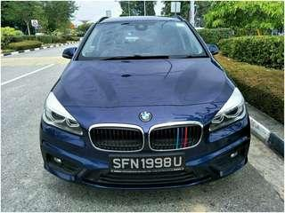BMW 216d Active Tourer Auto