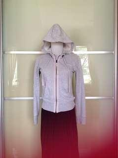 MNG basics hoodie outer