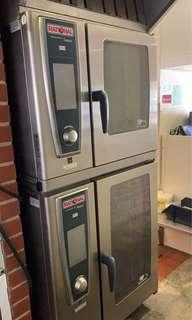 Rational combo oven for sale!! Duo deck!