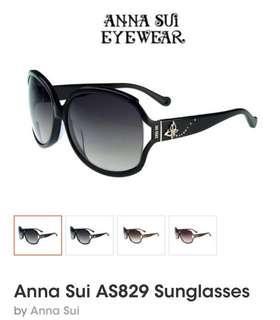 🚚 BN Anna Sui Sunglasses AS829