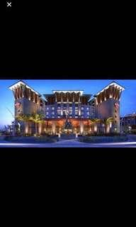 🚚 Sunday and weekdays Sentosa Hotel Stay for April