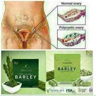 Pure Organic Barley