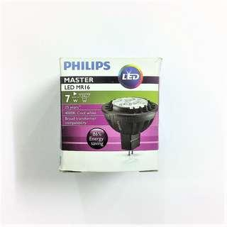 🚚 Philips Master LED MR16 7w