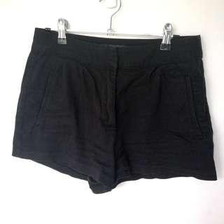 EVERYTHING $3!! Glassons Black shorts