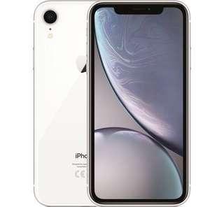 iPhone XR (或其他型號。因為本人持有機場電子現金卷,想以代購形式套現,將於今年4月7日去機場購買。)