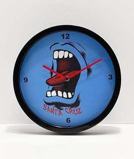 🚚 Santa Cruz Wall Clock
