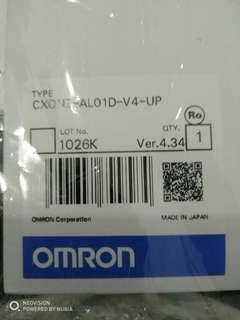 OMRON CXONE Original Software License key with Installation DVD