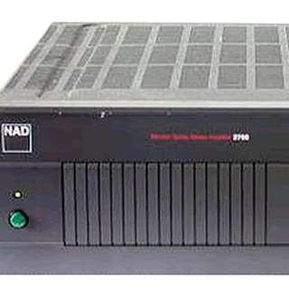 NAD Monitor Series 2700 THX Stereo Power Amplifier