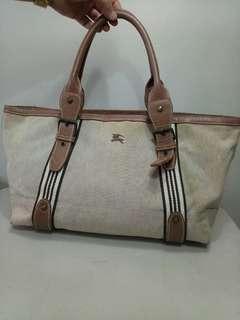 Original Burberry bag