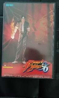 Neo Geo盒帶 - KOF 96