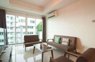Kota Kinabalu Homestay Airbnb Luxury Apartment #MakeSpaceForLove