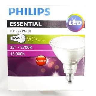 🚚 Philips Essential LEDspot PAR38 10w