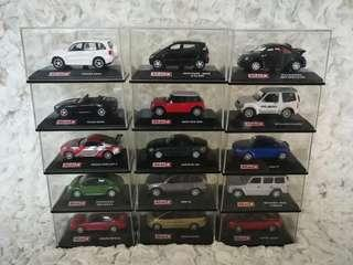 Real-X 1:72 Diecast Set