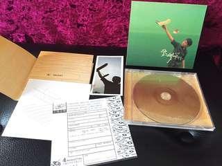 正版CD 古巨基愛與夢飛行