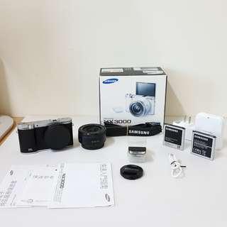 Samsung NX3000 (Body +Lens)