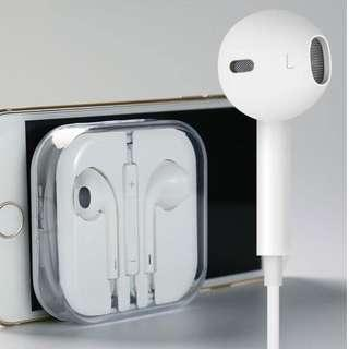 Apple Earpods with Mic & Volume Controller