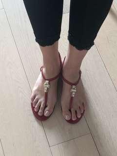 Chanel 涼鞋 39 搬屋大清貨