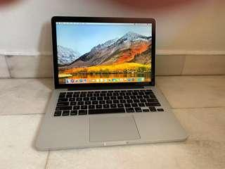 MacBook Pro Retina display 13""