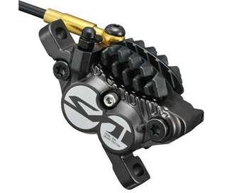 Shimano Saint brake caliper