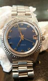 星晨舊裝手錶
