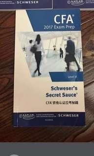 🚚 CFA Level 3 secret sauce