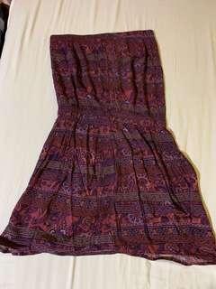 BNWOT F21 Tube Dress