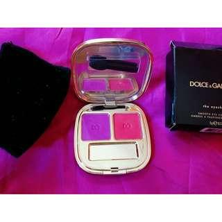 Authentic DOLCE & GABBANA The Eyeshadow Smooth Eye Colour DUO - BLOSSOM 103 5g