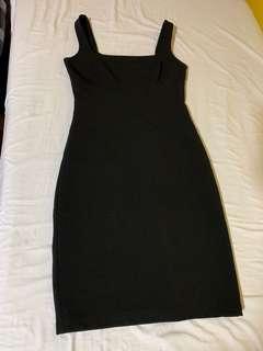 Bandage Pencil-Cut Dress