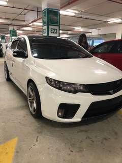 Carpool SG-JB-SG
