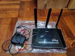 Router DIR-619L