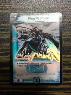 Duel Masters King Depthcon