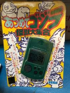 🚚 Vintage Official Sega Godzilla Handheld Game