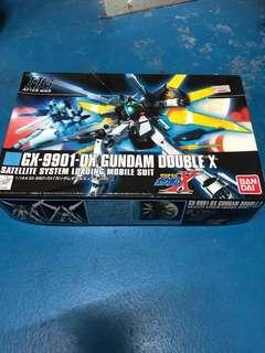 🚚 NEW AND UNUSED! Official Bandai GX-9901-DX Gundam Double X Satellite System Loading Mobile Suit 1:144 Plastic Model