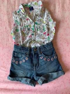 Girls clothing for 3years old