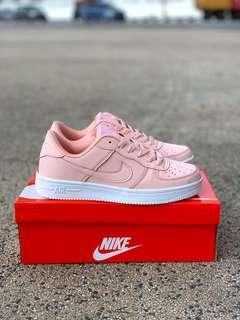 Nike Air Force Nude Pink