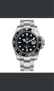 WTB Rolex GMT - MASTER II 116710LN