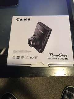 Canon power shot elph 170IS