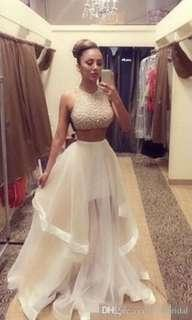 TERANI Couture Prom Dress/Ball Gown