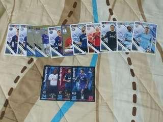 Match Attax Football Trading Cards