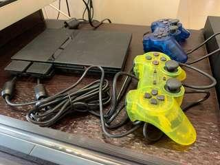 Playstation 2 Slim (modified)