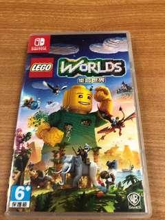 🚚 LEGO world