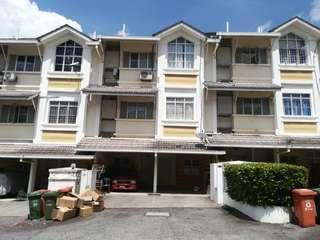 3 Story Townhouse Presint 16 Putrajaya