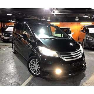 HONDA FREED MUGEN 2009年