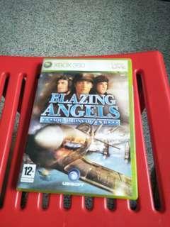 Xbox 360 Blazing Angels