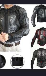 Herobiker, protective suit set