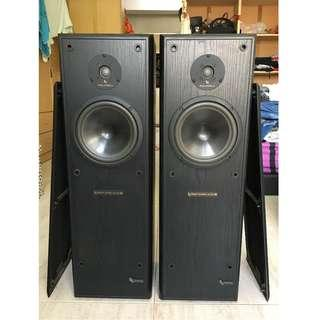 Infinity Reference 30 Floorstanding Speakers, Made in U.S.A!