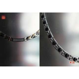 全新專櫃商品PELMODA百慕達健康鍺項鍊實品拍攝鍺石保健頸鍊出清價800元
