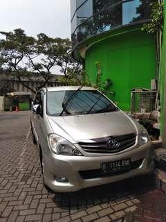 Toyota Kijang INNOVA G AT DISEL