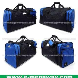 #Black #Blue #Basic #Classic #Tactical #Gear #Work #Worker #Police #Firemen #Tools #Equipment #Hardware #Army #Cop # #Team #Corporate #Duffle #Duffel #Bags #Holidays #Travel @MegawayBags #Megaway #MegawayBags #3100-Black with Blue