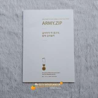 BTS OFFICIAL FANCLUB ARMY 2ND TERM PHOTOBOOK [SUPER RARE]